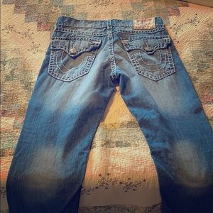 True Religion Straight 34/32
